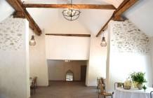 Salle de travail de la Grange aux fées